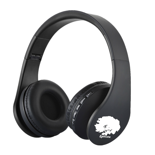 casque audio bluetooth couleur noir / black